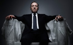 "House of Cards: ""Democracy is so overrated."""