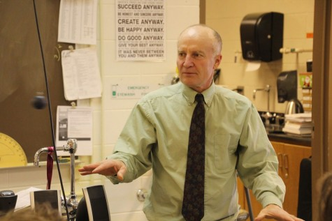 Veteran physics teacher brings life to his passions