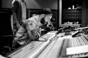 "Woodkid working on Lana Del Rey's ""Born to Die."""