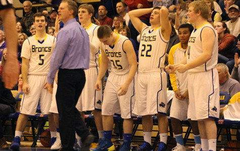 Boy's basketball looking to bounce back after loss to Gillette