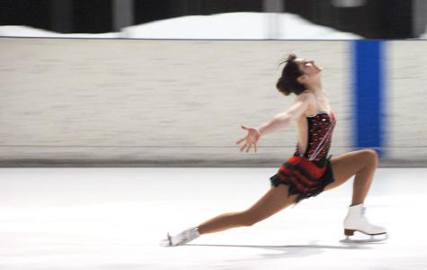 Talent on ice: SHS figure skaters finish season