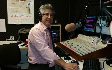 Spanish teacher launches radio show
