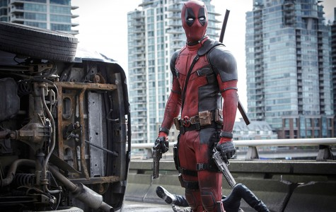 Ryan Reynolds is Marvel Comics' most unconventional anti-hero, Deadpool. (Joe Lederer/20th Century Fox/TNS)