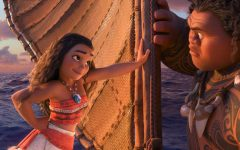 """Moana"" breaks the Disney princess mold"