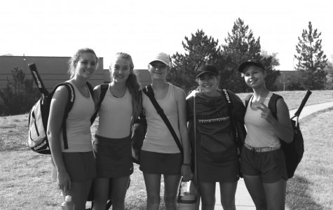 SHS tennis team wraps up another season