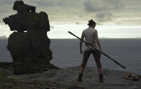 """Star Wars: The Last Jedi"" produces outstanding film"