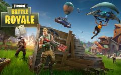 """Fortnite: Battle Royale"" increases in popularity"