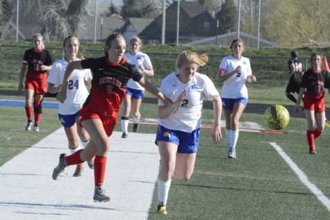 Lady Bronc soccer improves with new coach