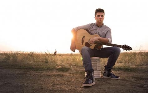 Gifted senior aspires towards musical career
