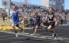 Track athletes excel in beginning of season