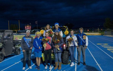Homecoming Week descends on Sheridan High School