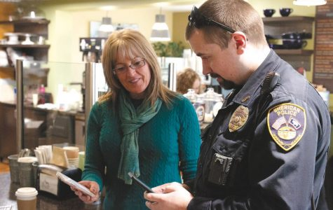 Police department holds community outreach program
