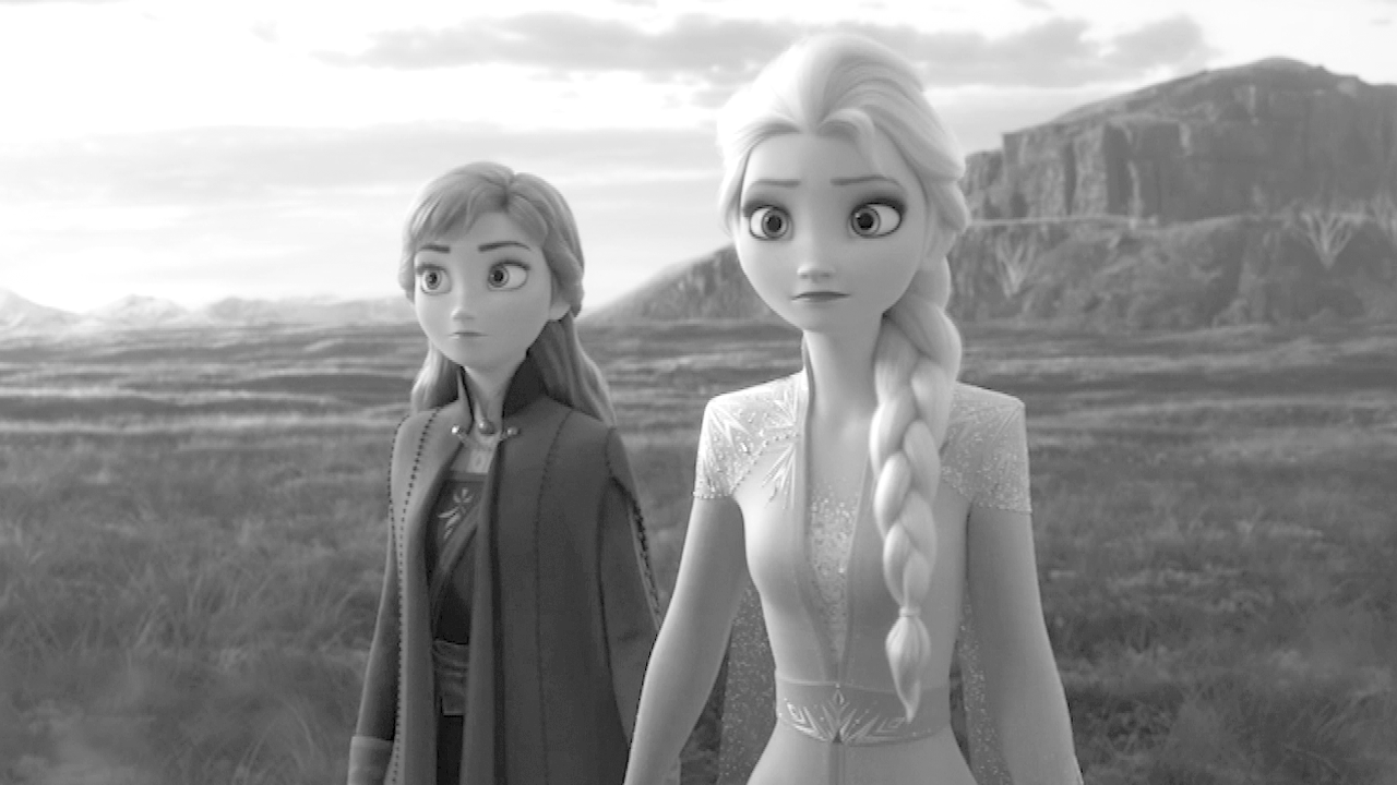 Anna, played by Kristen Bell, and Elsa, played by Idina Menzel, star in the much anticipated sequel