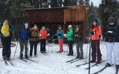 Outdoor Club allows adventures and fun opportunities for SHS students